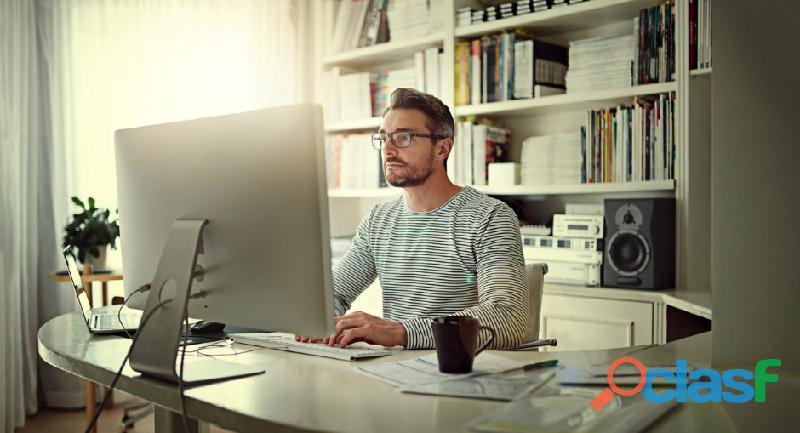Digitador online (trabalhe em casa)