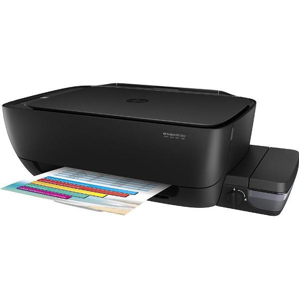 Impressora multifuncional hp deskjet gt 5822 jato de tinta