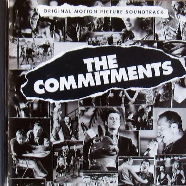The commitments - vol.1 e vol.2 - cds originais ótimo