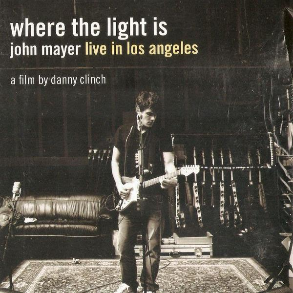 Where the light is: john mayer live in los angele - blu-ray