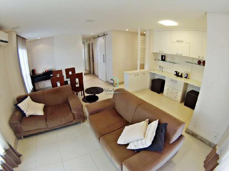 Apartamento para venda com 3 quartos, terraço, 120m²,
