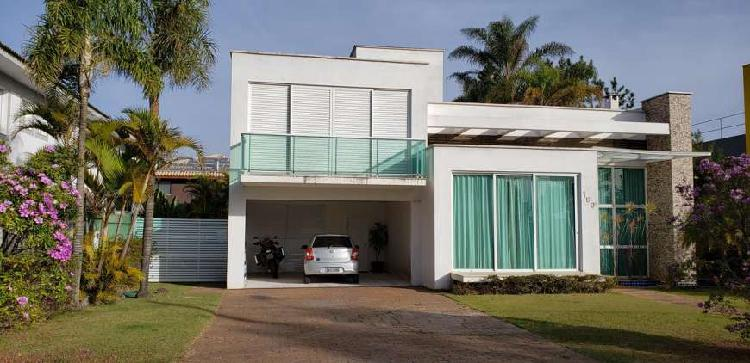 Casa a venda com 3 quartos - alphaville - nova lima - mg