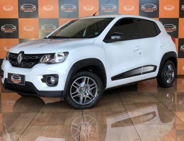 Renault kwid intense 1.0 flex 12v 5p mec. flex - gasolina e