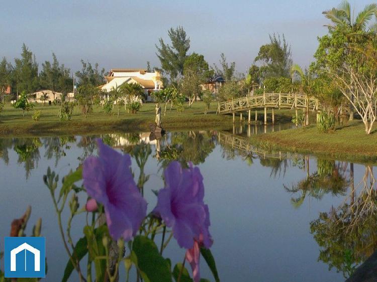 Terreno residencial em balneário gaivota - sc, lagoa