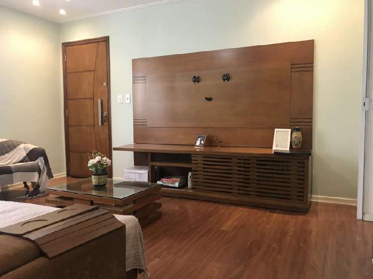 Apartamento 3 quartos com 108m2 em rua com guarita - vista