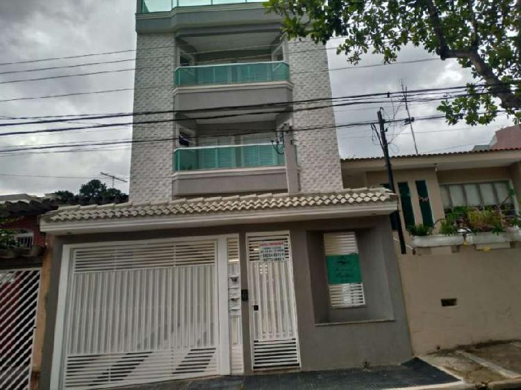 Apartamento 3 dorms para Venda - CAMPESTRE, SANTO ANDRE -