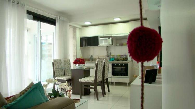Apartamento 3 quartos, 1 suíte rico em armários no setor
