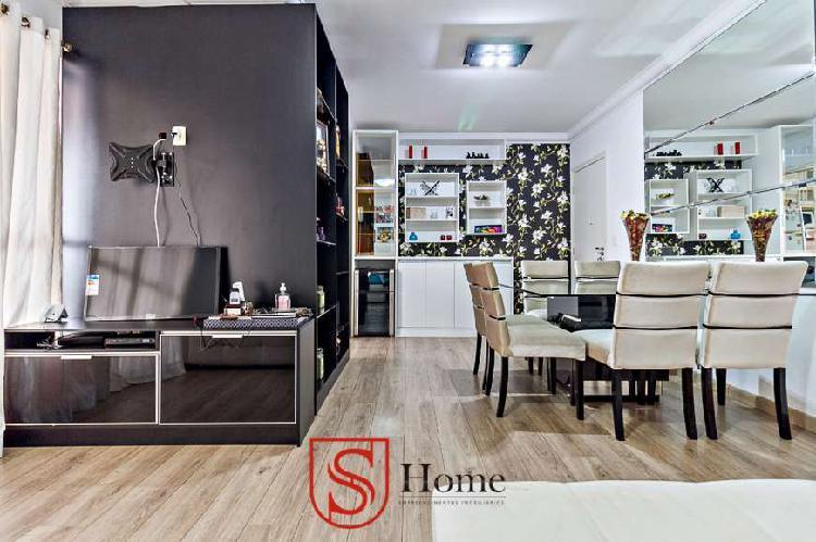 Apartamento 3 quartos] [1 suíte] à [venda] no [ecoville]!