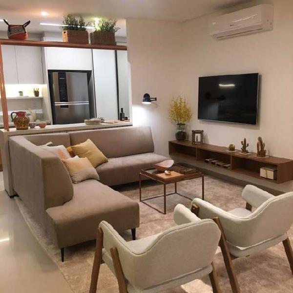 Apartamento de 2 quartos com suíte no setor bueno
