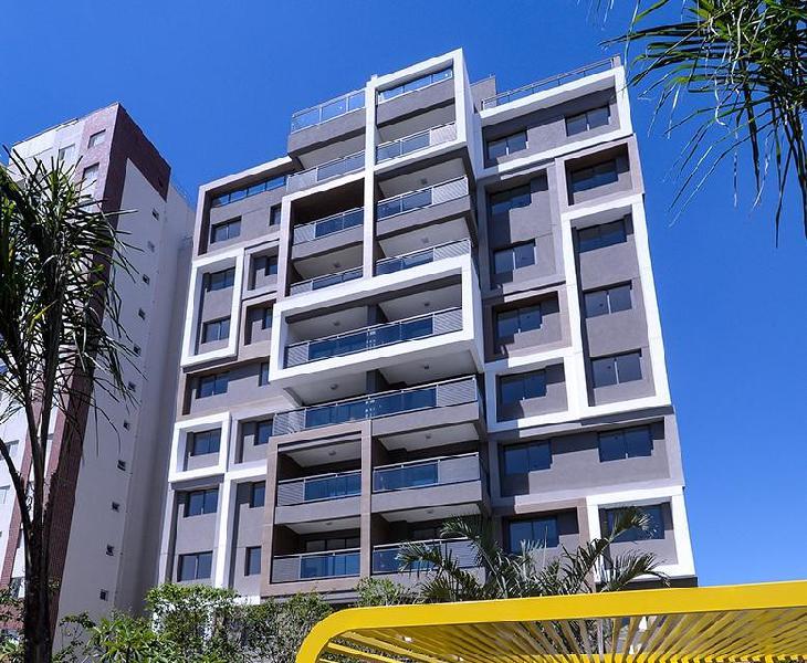 Apartamento para venda com 55 metros quadrados com 2 quarto