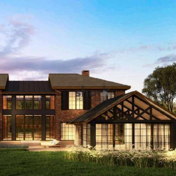 Casa com 6 dormitórios à venda, 664 m² por r$ 6.970.000 -