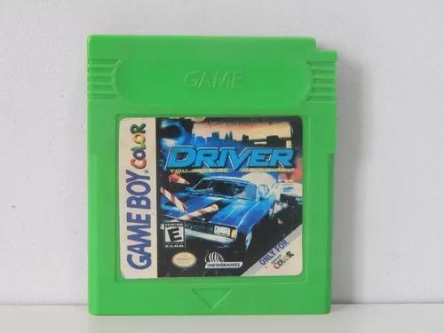 Driver para gameboy color e gba game boy advance