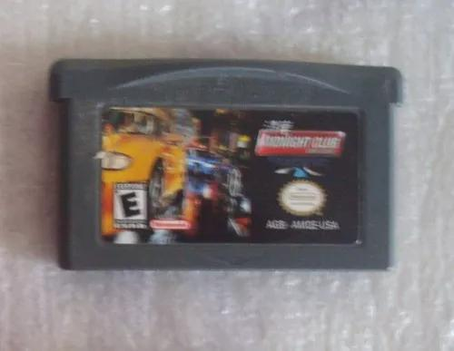 Midnight club street racing - game boy advance jogo original