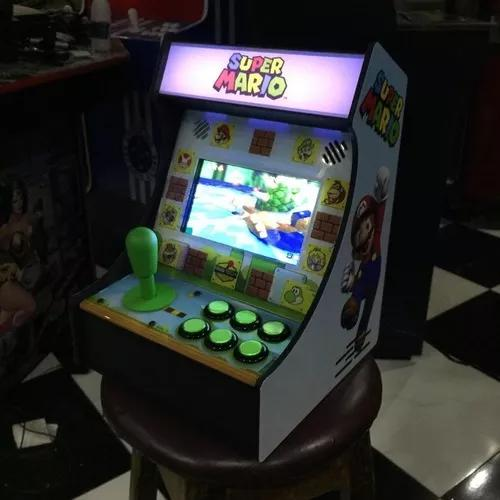 Nano arcade o mini arcade da rnb tech