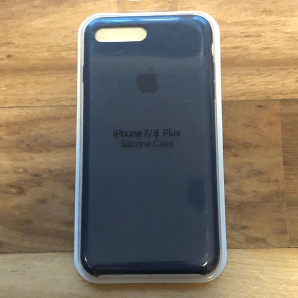 Capinha case iphone 7 plus / 8 plus original apple