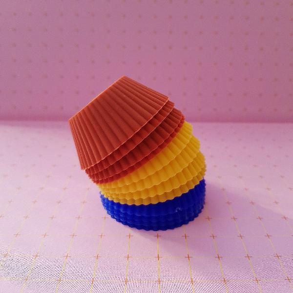 Forminhas de silicone
