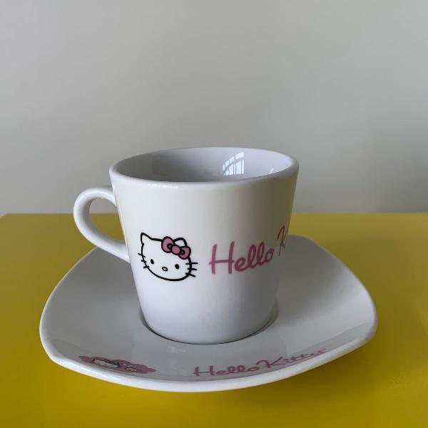 Hello kitty? adoro!