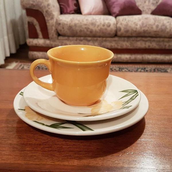 Jogo de louça para café oxford