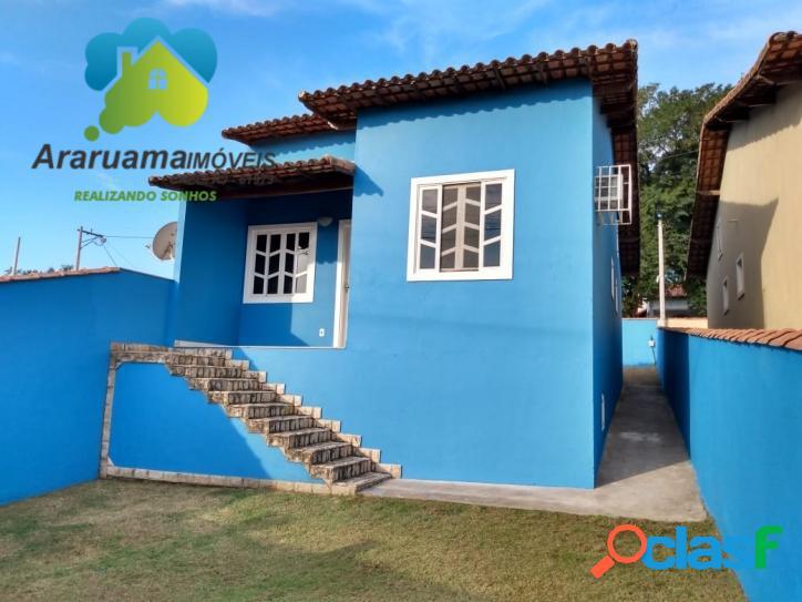 Oportunidade excelente casa com 2 quartos com bom quintal ao lado do centro