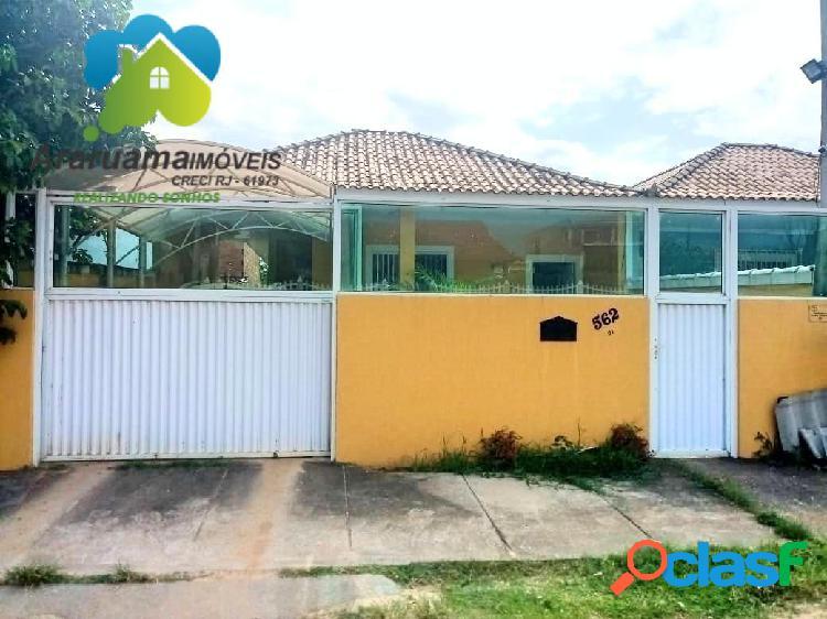 Linda casa no bairro vila capri em araruama!