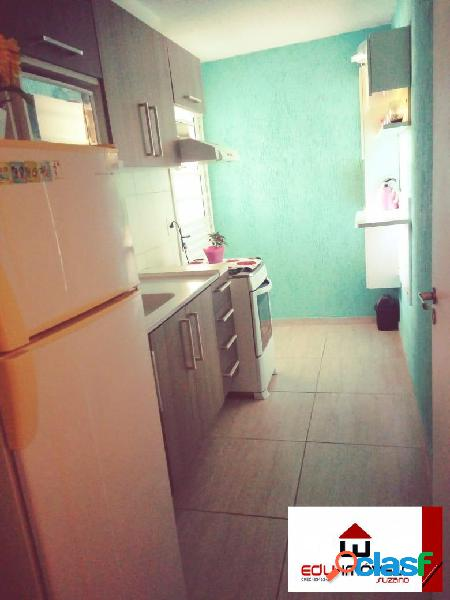 Apartamento residencial / parque santa rosa / suzano.