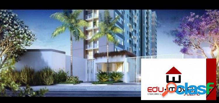 Apartamento residencial / água vermelha / poá