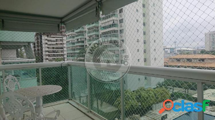 Apartamento 72m², 2 quartos, San Remo - Barra da Tijuca 2