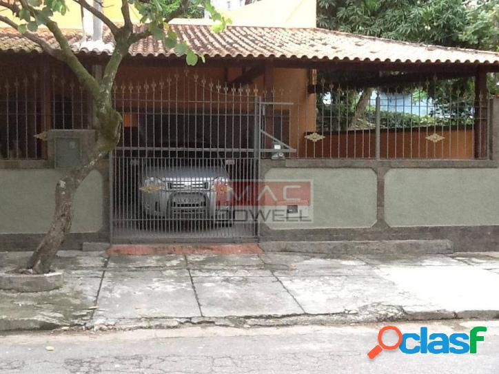 Venda - casa duplex de 192 m² - santa rosa, niterói/rj