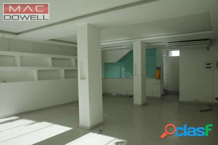 Locação - loja comercial de 186 m² - icaraí, niterói.