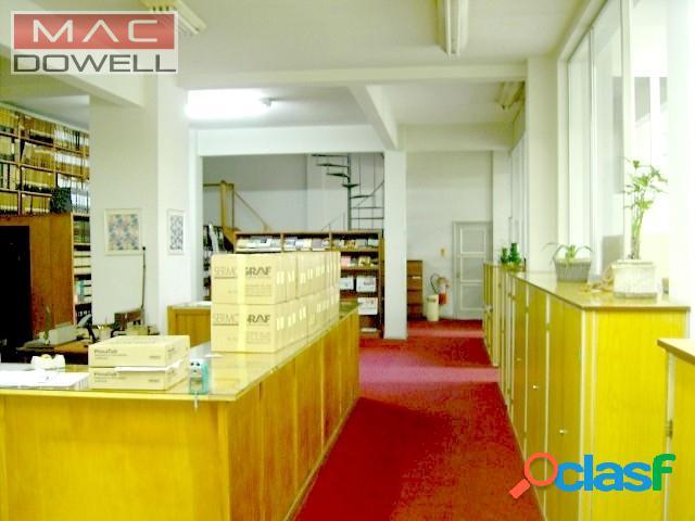Venda - prédio comercial de 2.500 m² - santa teresa/rj