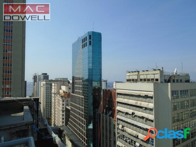 Venda/Locação - Andar corporativo de 254 m² - Centro/RJ 1