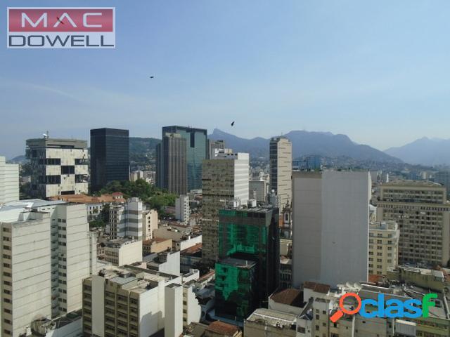 Venda/Locação - Andar corporativo de 254 m² - Centro/RJ 2
