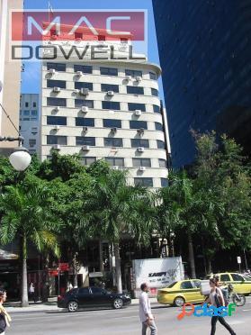 Locação - Sala comercial de 190 m² - Centro/RJ 1