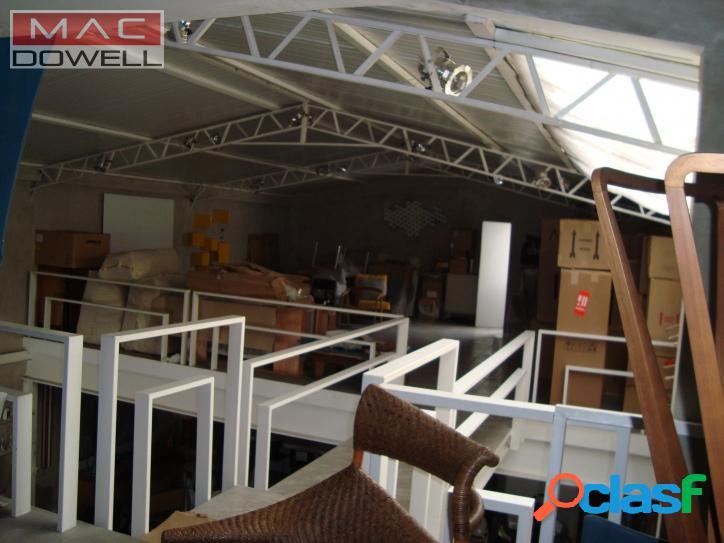 Venda/locação - loja com 250 m² - são francisco, niterói/rj