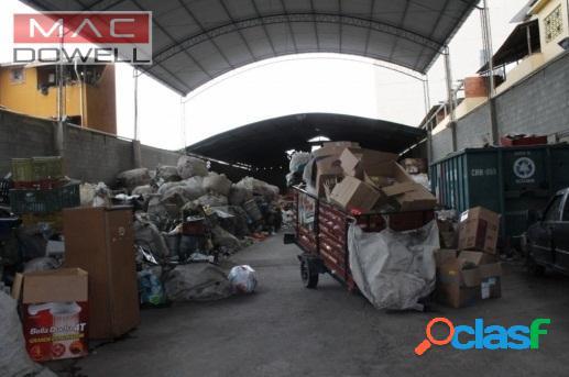 Locação - galpão de 1.000 m² mutua - sg