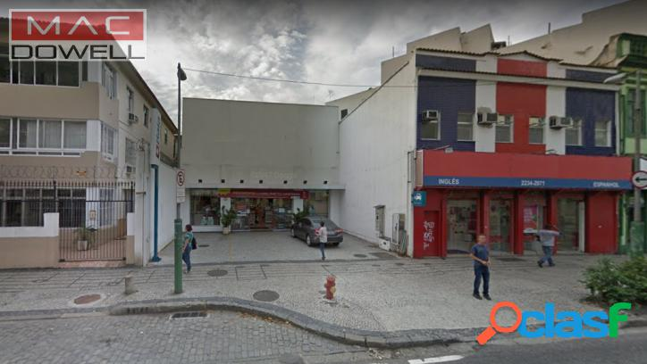 Locação - loja de rua de 448 m² - vila isabel/rj