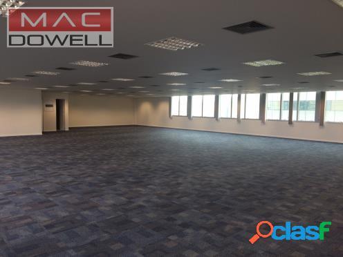 Locação - sala comercial 969 m² - centro/rj