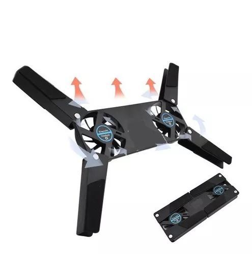 5 cooler pad pra notebook usb receptores maquinas