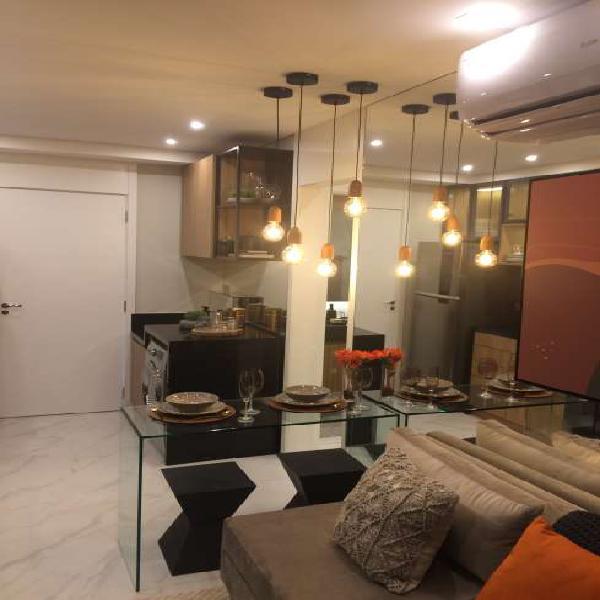 Apart. 29 m², 1 dorm. 1 banheiro. casa verde
