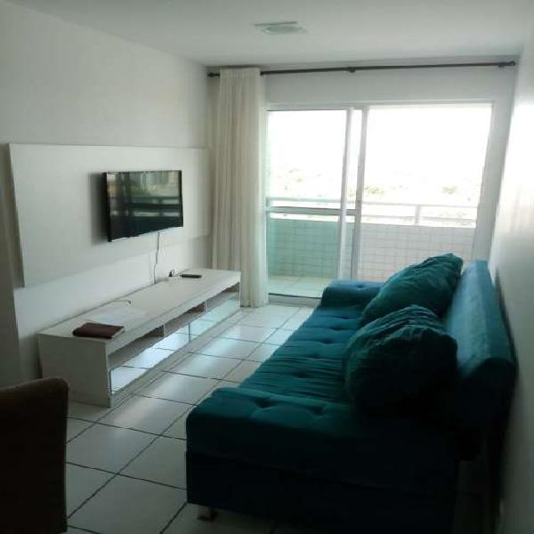 Apartamento mobiliado,2 quartos , aluga piedade r$ 1.650,