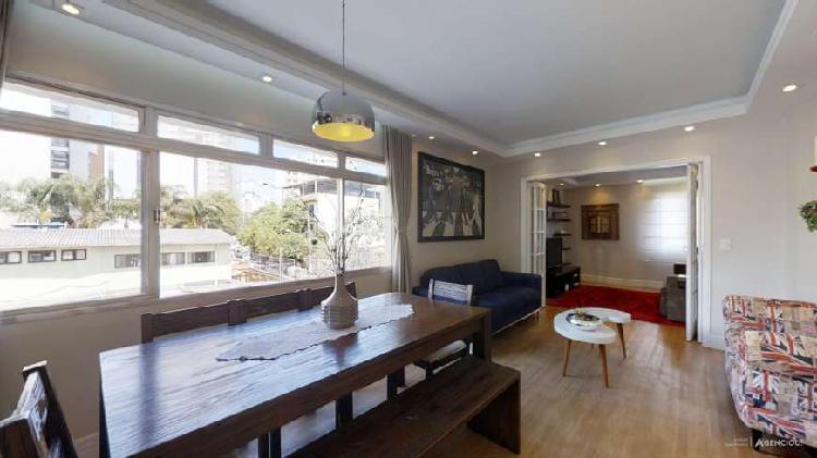 Apartamento a venda na vila olimpia são paulo-sp1 suite 1
