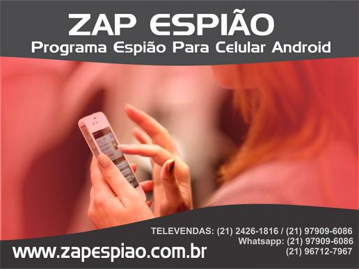 Aplicativo rastreador de whatsapp zap espião