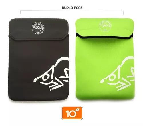 Capa protetora p/ notebook netbook 10 polegadas