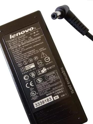 Carregador do notebook lenovo g460 g465 g470 g475 g480 g485