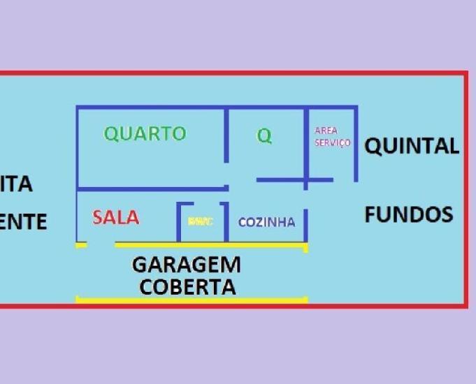 Casa 2 quartos anaburgo vila nova joinville 47 996645235