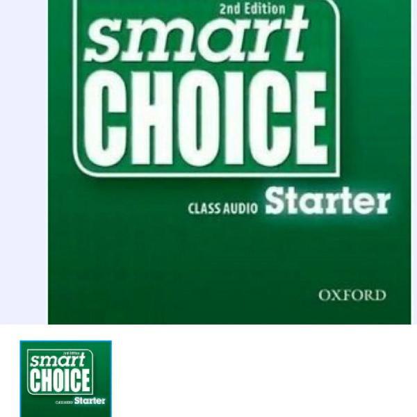 Curso inglês smart choice level class audio starter