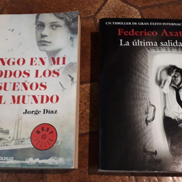 Kit livros pocket em espanhol