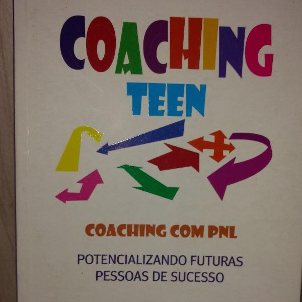 Livro: coach teen- coach com pnl