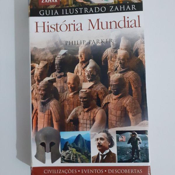 Livro história mundial