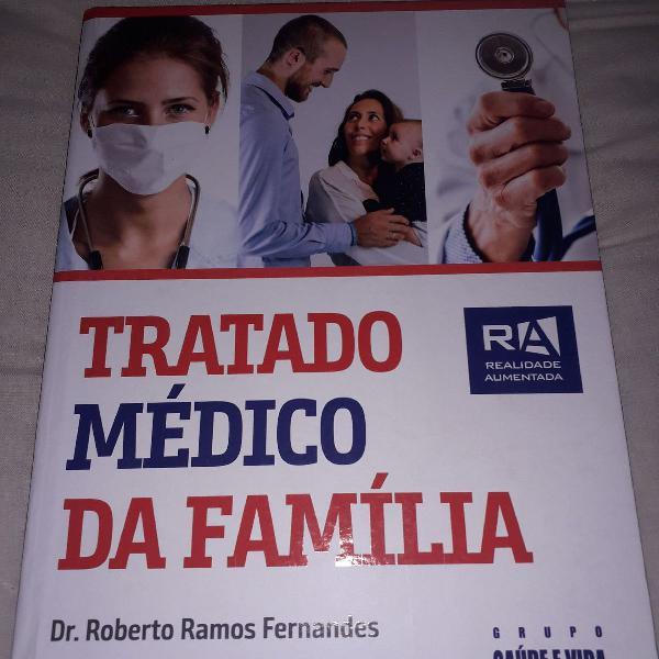 Livro de medicina tradado médico da família